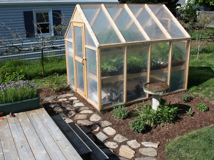 DIY Small Greenhouse Plans Small Greenhouse Plans