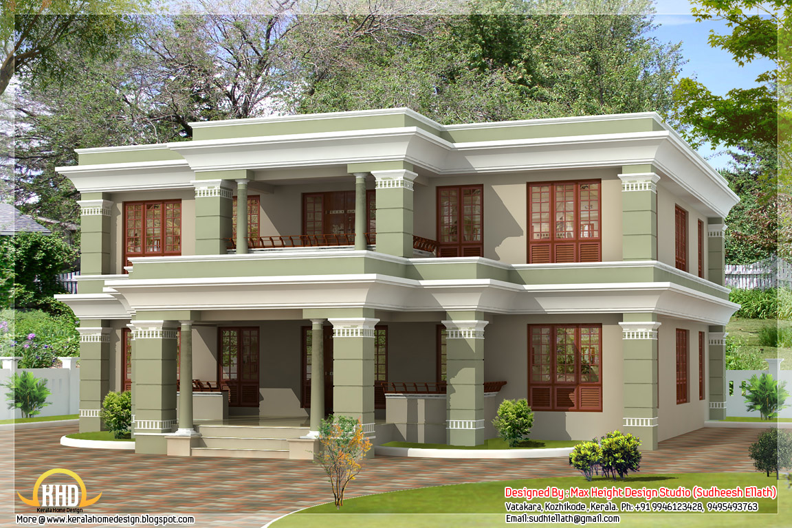 Examples Of House Styles Different House Design Styles