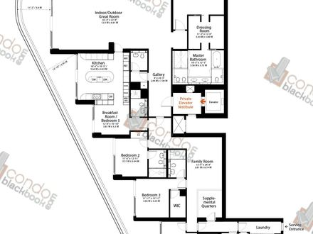 3 bedroom apartment floor plans 3 bedroom apartments for for Miami house plans