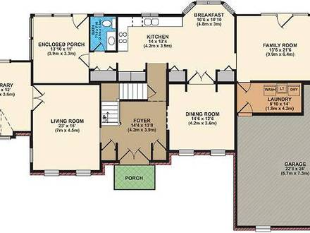 Free house floor plans free small house plans pdf house for Free house plan maker