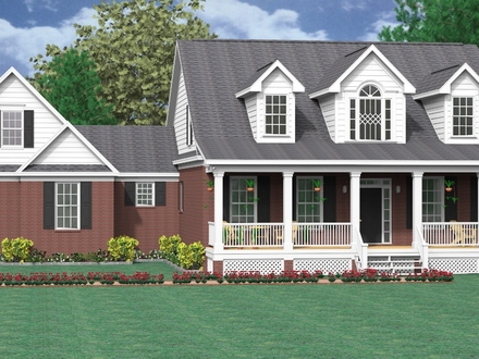Heritage Home Design Southern Heritage Home Plans