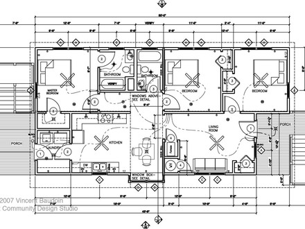 Old houses drawings architectural drawing house floor plan for Build your own house blueprints