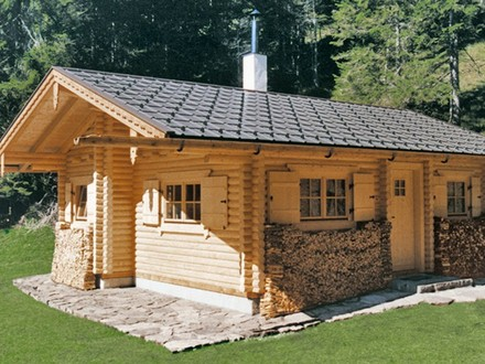 Hunting Cabin Plans 24 X 24 Cabin Plans