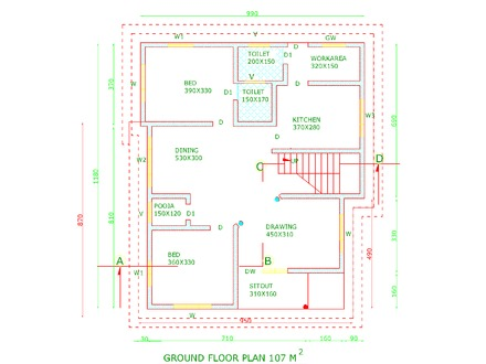 Indian House Designs and Floor Plans Old Indian Houses