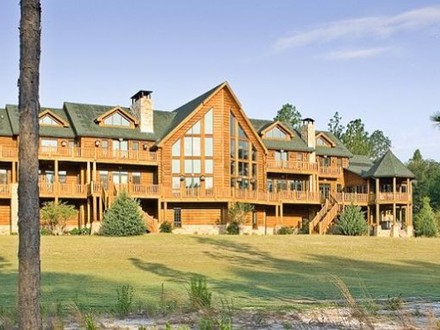 Lodge Log Homes Floor Plans Stone and Log Home Plans