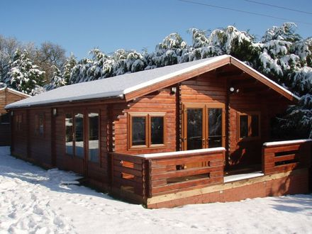 Lodge Room Ideas Two Bedroom Lodge to Building Regulations standard