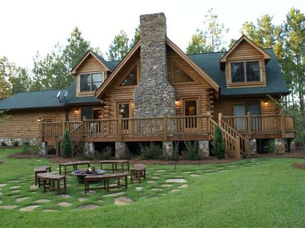Love Log Cabin Homes Log Cabin Homes with Pools