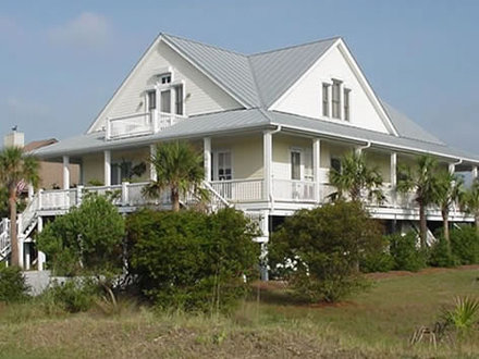 Lowcountry House Plans Waterfront Homes House Plans