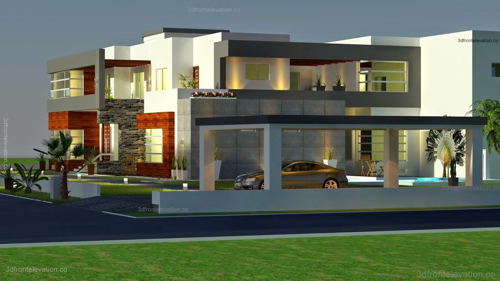 Modern Contemporary House Plans Designs Modern Small House Plans