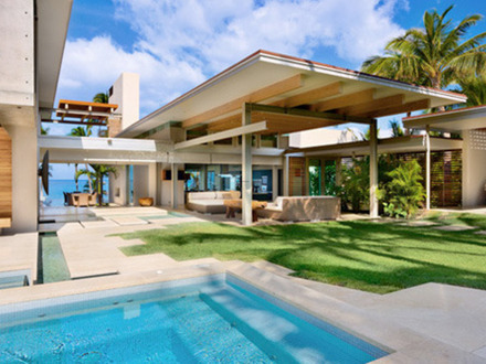 Modern Home Exteriors Modern Beach Dreamhouse