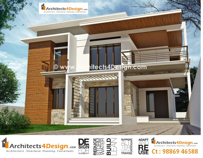 Modern House Elevation Residential Front Elevation House