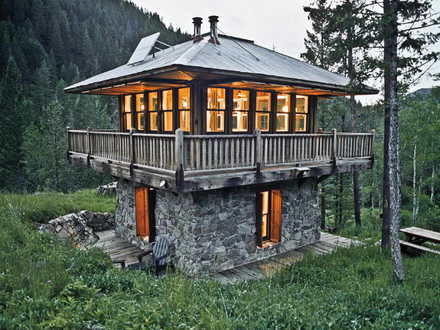Montana Tiny House Tiny House Interior