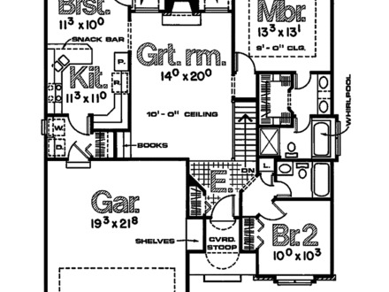 Small lake house floor plans tiny camp house plans for Lake house floor plans narrow lot