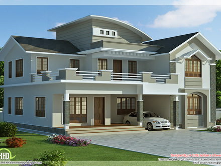 New Home Designs New Small Home Designs