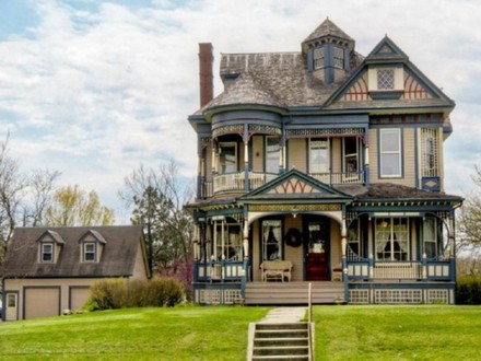 Old Victorian House Old Victorian House Plans