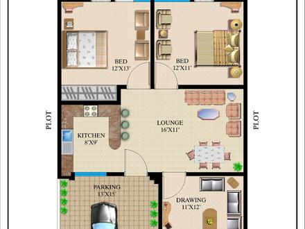 One Story Bungalow Plans One Story Bungalow Floor Plans