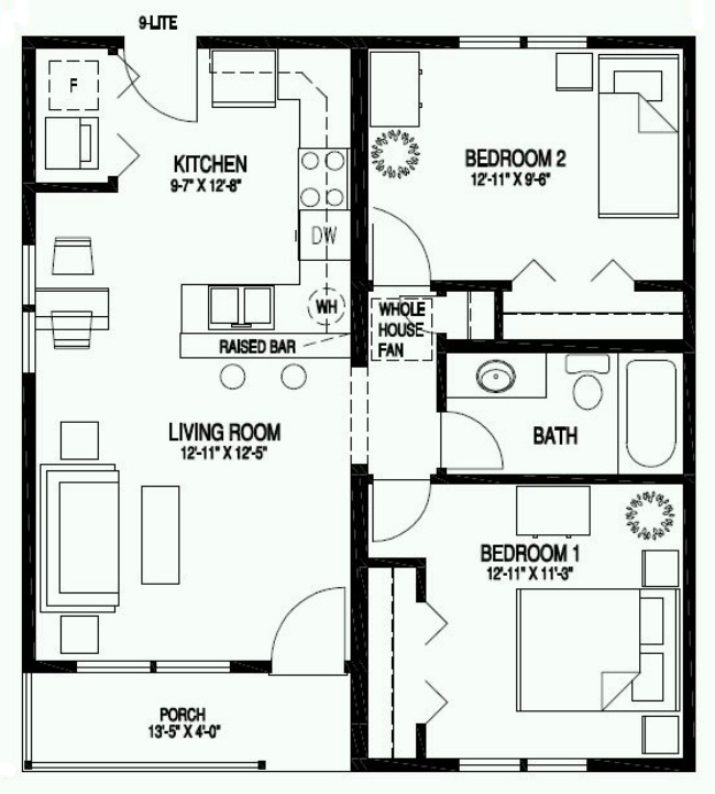 One story craftsman bungalow house plans craftsman one for Craftsman model homes