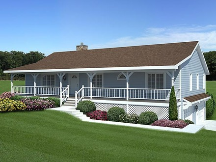 Raised Ranch House Plans With Two Master Suites on ranch house single floor plans, ranch house with garage, ranch house plans with dual master bedroom suites, small homes with two master suites,