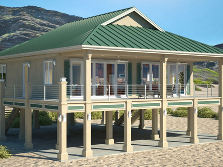 Roof Types Dutch Hip Roof House Plans