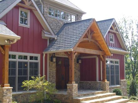 Rustic House Plans with Front Porch Rustic House Plans with Interior Photos