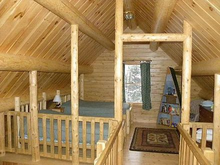 Simple Cabin Plans with Loft Simple Log Cabin Plans