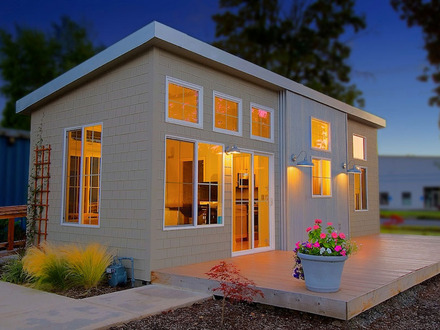 Small House Tiny Home Small Home Prefab House