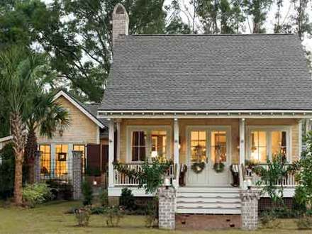 Southern House Plans Small Cottage Small Cottage House Plans Southern Living