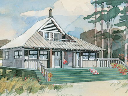 Southern Living Beach House Plans Mountain Houses Southern Living