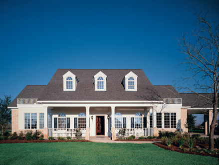 Southern Style Home Plans Southern Style Traditional Home Plans