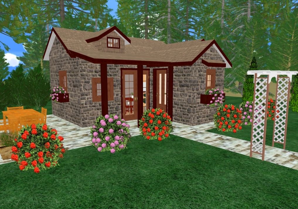 Cottage House Plans Fairy Tale Cottages