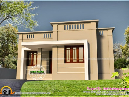 Very Small House Plans 3D Small House Plans