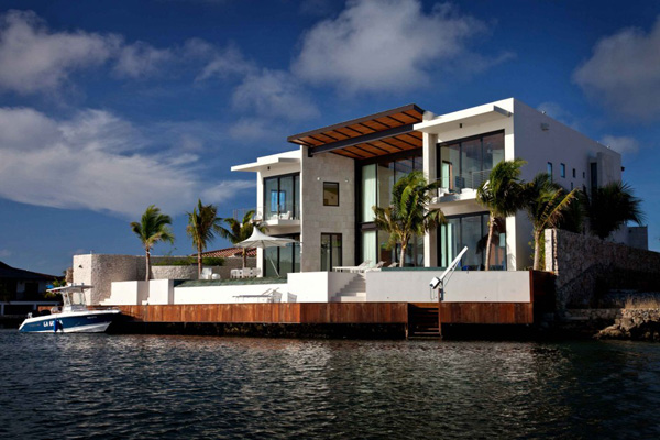 Waterfront Home Designs Luxury Home Plans