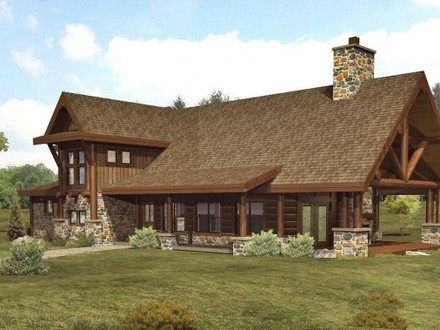 Wisconsin Log Homes Floor Plans Luxury Log Homes