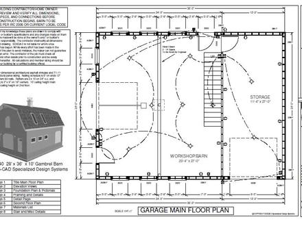 Pole barn building plans 36x48 pole building plans house for House plans with material list