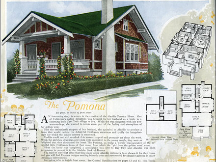 1920 Craftsman Home\'s Interior 1920 Craftsman Bungalow Style House Plans