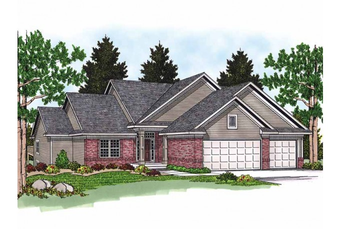 2 story house plans eplans new american house plan for New american home plans