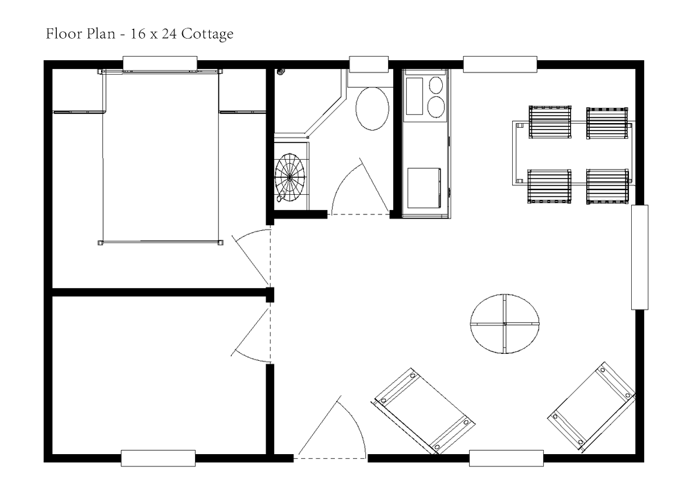 24 x 36 cabin plans 24 x 24 cabin floor plans lrg bbf1383482ebd082