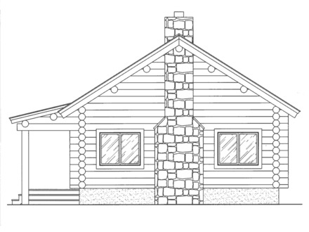 30 X 30 Trappers Log Cabin Floor Plans Custom Winchester 94 Trapper