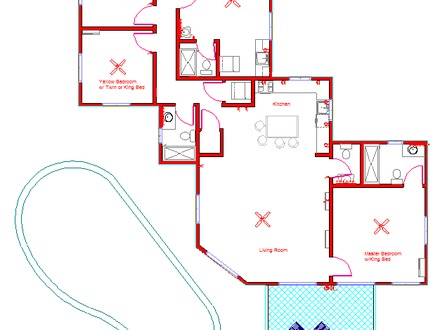 Best House Layout Blair House Layout