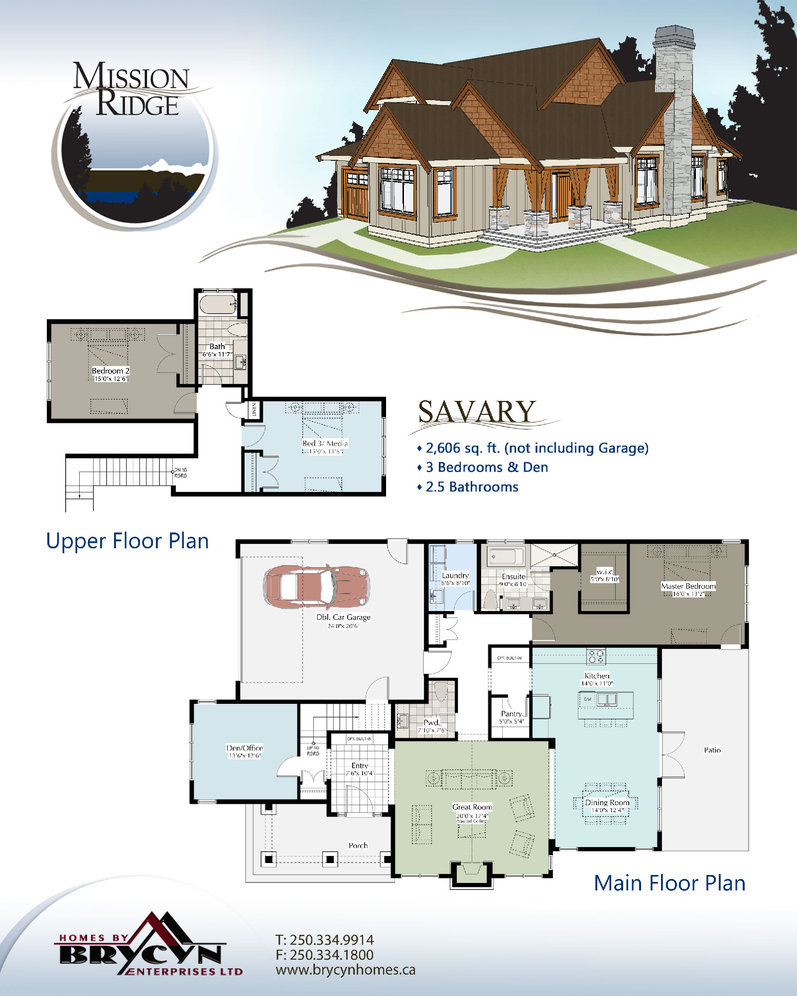 California Mission Style Floor Plans California Mission