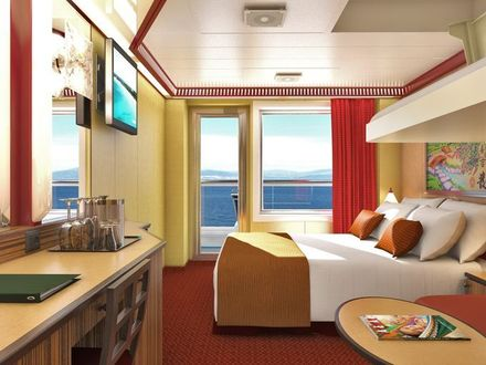 Carnival Dream Cruise Ship Balcony Rooms Carnival Dream Photo Galleries