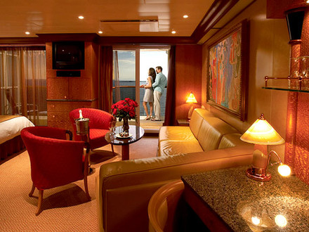 Carnival Dream Stateroom Square-Footage Carnival Cruise Ships Suites