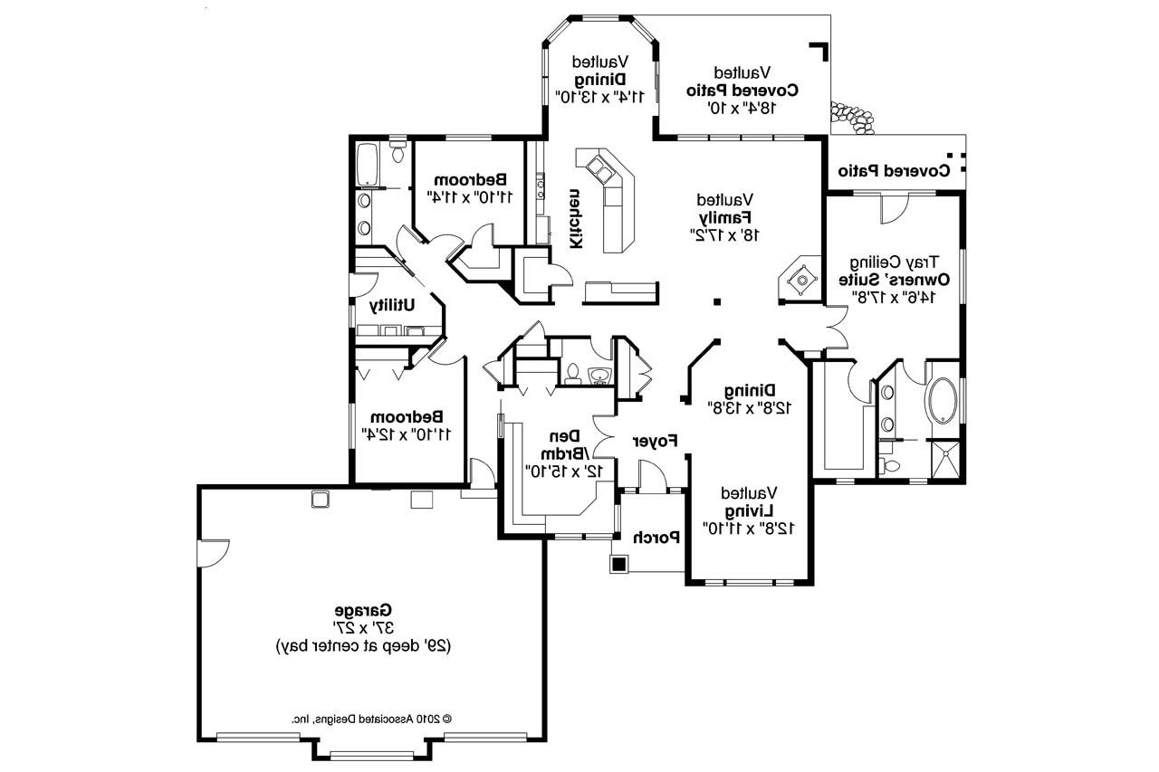 One Story Cabin Floor Plans Concret Open Floor House Lake House Open Floor Plans Lake