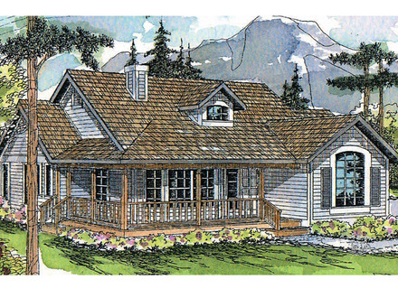 Craftsman House Plans with Porch Craftsman Cottage Style House Plans