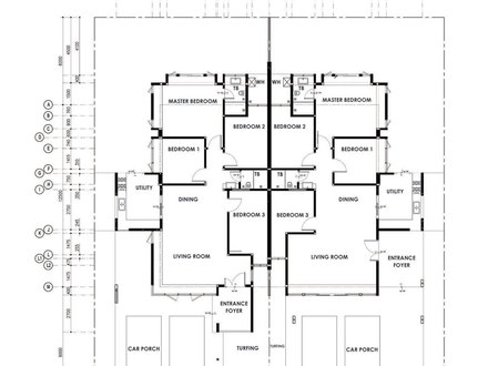 House Plans With Detached Garage Home Plans With Detached