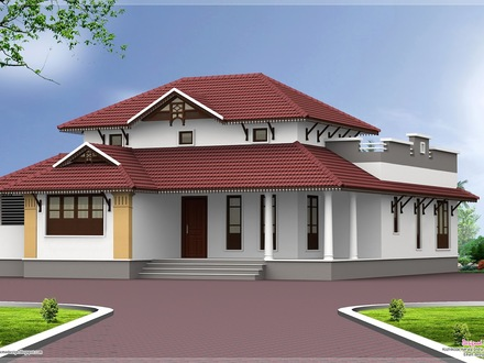 Exterior House Styles Single Story Exterior House Designs