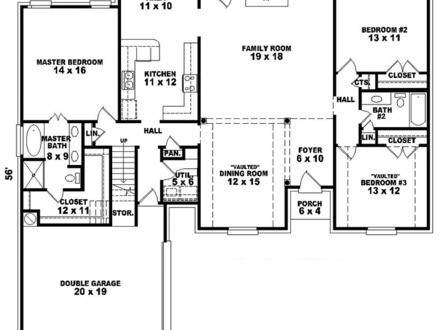 Floor Plans Luxury Lake House Lake House Floor Plan