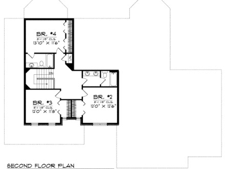 Free Printable House Blueprints Plans Free Downloadable House Blueprints