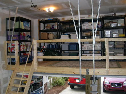Garage Storage Lift Systems Lift for Garage Storage Units