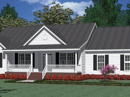 Clayton homes floor plans floor plans for small homes for Garage plans with side porch